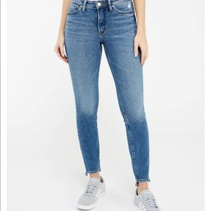 SILVER JEANS CO most wanted sfv215 SKINNY